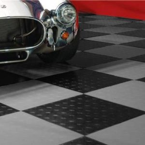 Don't Forget About Your Garage- Flooring Types That Make Sense